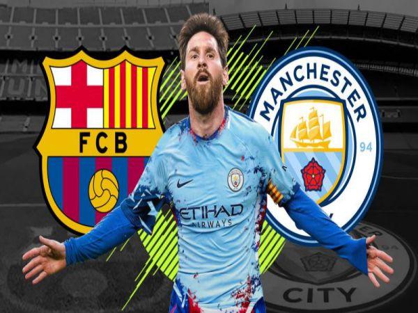 Chuyển nhượng 4/1: Messi liên hệ HLV của Man City