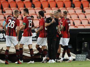 Tin bóng đá 12/8: AC Milan để thua đáng tiếc trước CLB Valencia