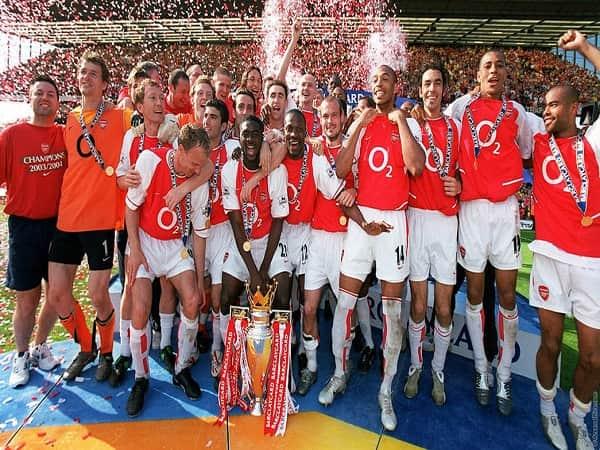 Arsenal vô địch ngoại hạng anh bao nhiêu lần bạn có biết