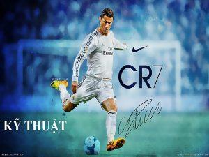Những pha bóng kỹ thuật của Ronaldo khiến bạn trầm trồ